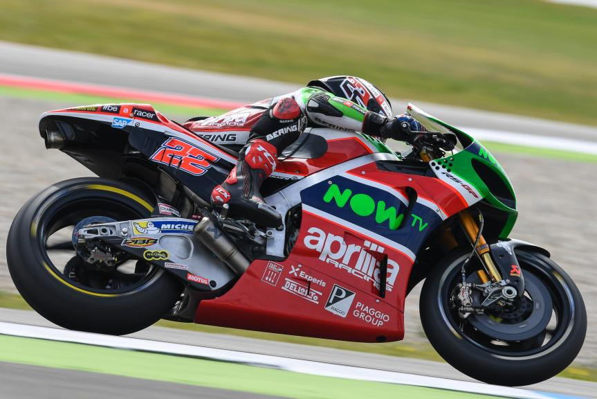Sam Lowes, Aprilia Racing Team Gresini, Motul TT Assen