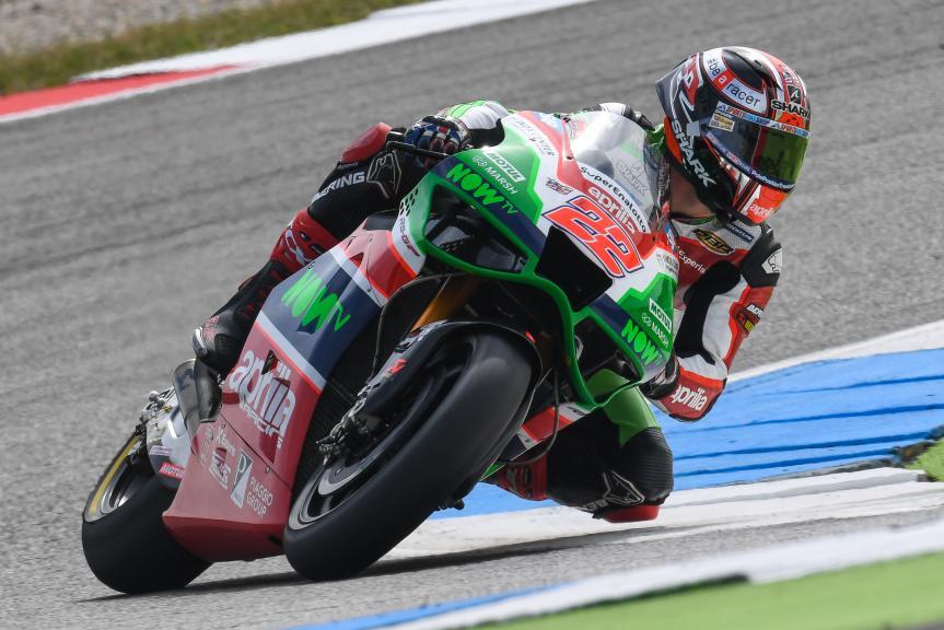 Sam Lowes, Aprilia Racing Team Gresini, Motul TT Assen