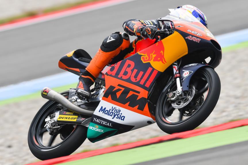 Niccolo Antonelli, Red Bull KTM Ajo, Motul TT Assen