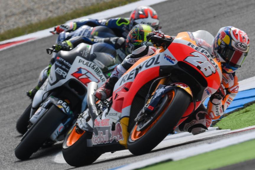 Dani Pedrosa, Repsol Honda Team, Karel Abraham, Pull&Bear Aspar Team, Motul TT Assen