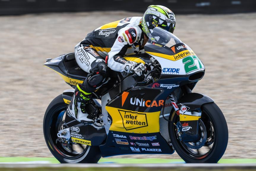 Iker Lecuona, Garage Plus Interwetten, Motul TT Assen