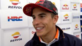 The Repsol Honda rider says that the TT Assen is a difficult circuit