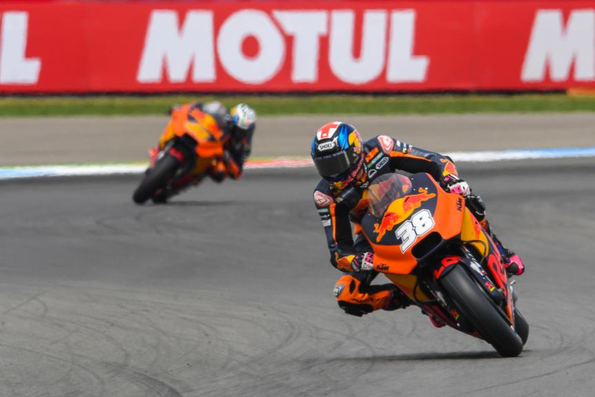 Bradley Smith, Red Bull KTM Factory Racing, Motul TT Assen