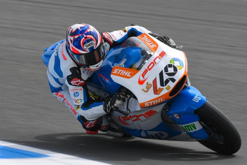 Fabio Quartararo, Pons HP40, Motul TT Assen