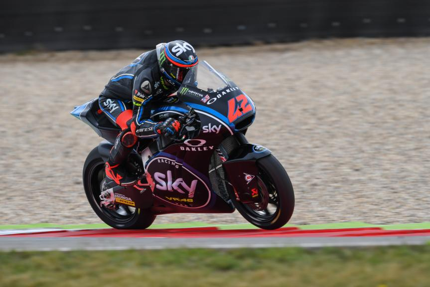 Francesco Bagnaia, Sky Racing Team VR46, Motul TT Assen