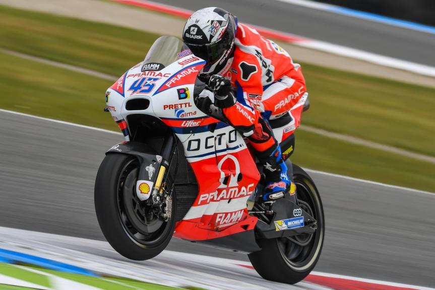 Scott Redding, Octo Pramac Racing, Motul TT Assen