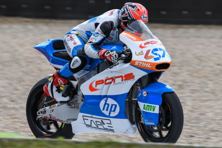Edgar Pons, Pons HP40, Motul TT Assen