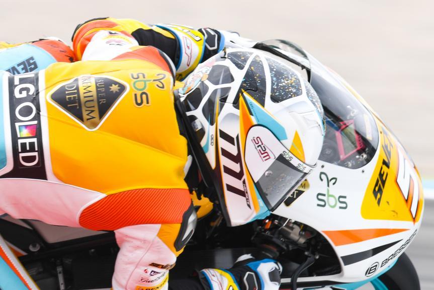 Juanfran Guevara, RBA BOE Racing Team, Motul TT Assen