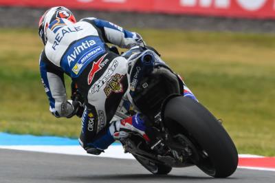 #DutchGP: Entrenamientos libres de MotoGP™ en slow motion