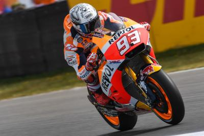"Marquez: ""Assen is always a tricky circuit for us"""