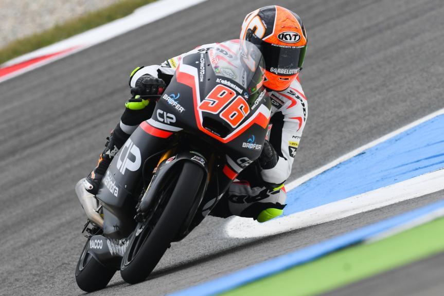 Manuel Pagliani, CIP, Motul TT Assen