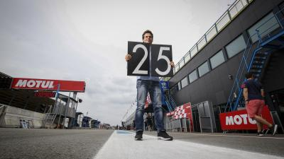 Álex Criville recuerda su primera victoria en 500cc