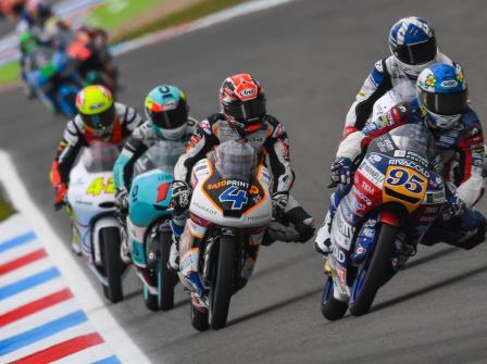 Moto3, Free Practice, Motul TT Assen