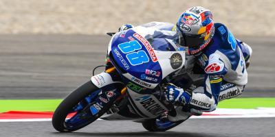 Moto3™: Martin Schnellster in den Freitagstrainings