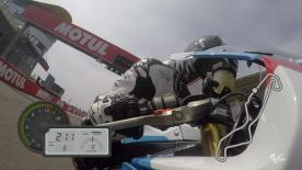 Jump on-board for a lap of the TT Circuit Assen, filmed exclusively using GoPro cameras.