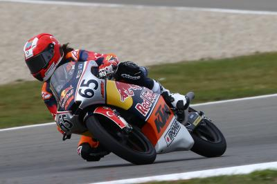 Can Öncü dominates Assen Qualifying