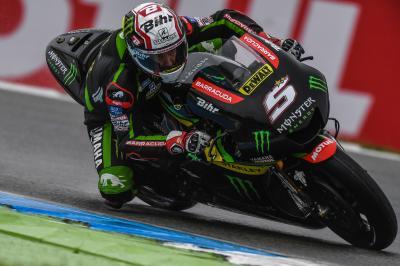 Zarco inscrit sa première pole position à Assen