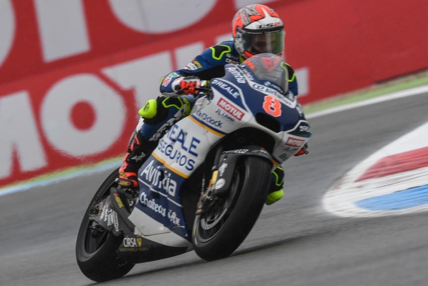 Hector Barbera, Real e Avintia Racing, Motul TT Assen