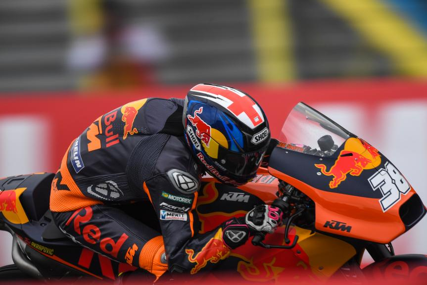 Bradley Smith, Red Bull KTM Factory Racing, Motul TT Assen