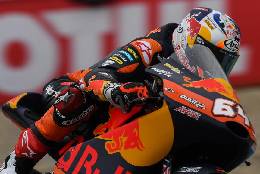 Bo Bendsneyder, Red Bull KTM Ajo, Motul TT Assen