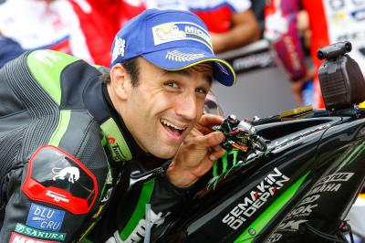 Zarco: 'I'll try for another podium'