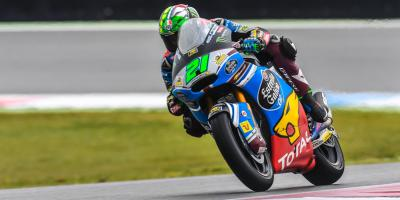 Morbidelli means business with #DutchGP pole
