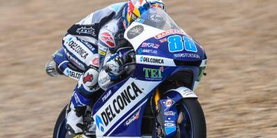 Moto3™: Martin mit sechster Pole des Jahres