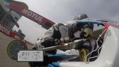 GoPro™: On-Board lap in Assen