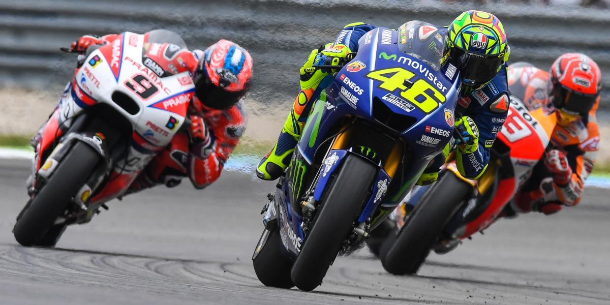 rossi returns the 39 doctor 39 makes history in the dutchgp. Black Bedroom Furniture Sets. Home Design Ideas