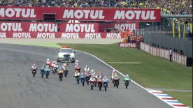 The full race session at the #DutchGP of the Moto3™ World Championship.