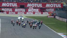The full race session at the #DutchGP of the Moto2™ World Championship.