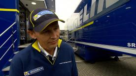 Michelin Racing's Technical Director, Nicolas Goubert, looks back at how Michelin tyres performed at the Dutch circuit.