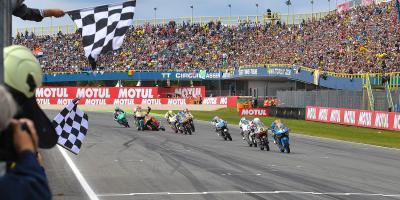 Moto3™: Canet gewinnt den #DutchGP