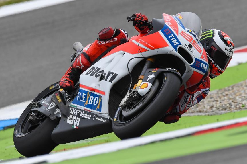 Jorge Lorenzo, Ducati Team, Motul TT Assen