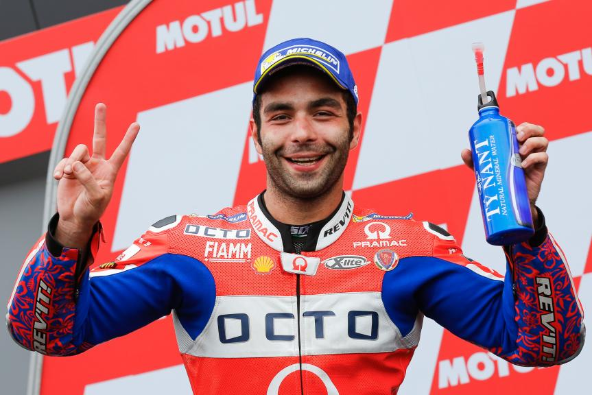 Danilo Petrucci, Octo Pramac Racing, Motul TT Assen