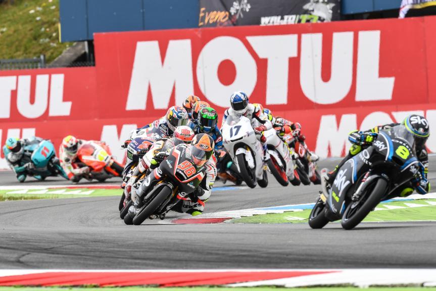 Moto3, Motul TT Assen