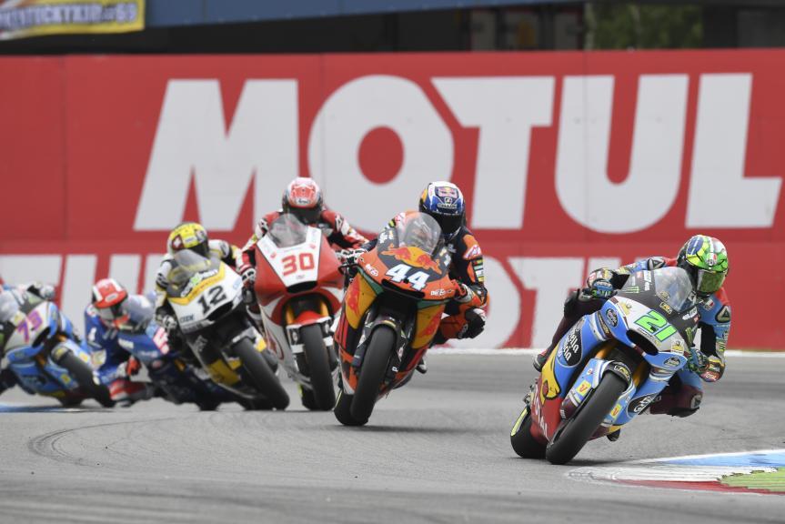 Moto2, Motul TT Assen