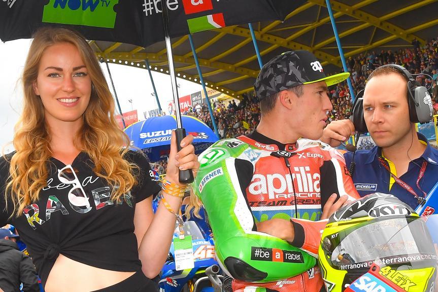 Aleix Espargaro, Aprilia Racing Team Gresini, Motul TT Assen