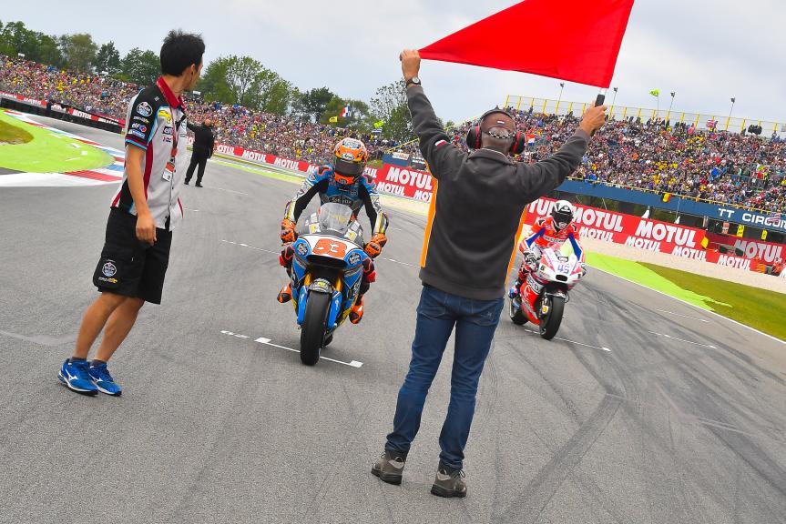Tito Rabat, EG 0,0 Marc VDS, Motul TT Assen