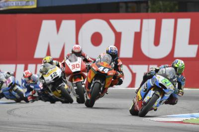 Moto2™: 'Olvidarse del Mundial' antes de las vacaciones
