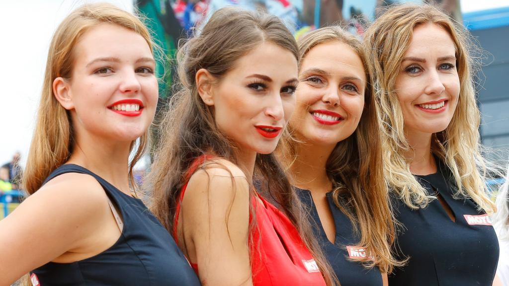 Paddock Girls, Motul TT Assen