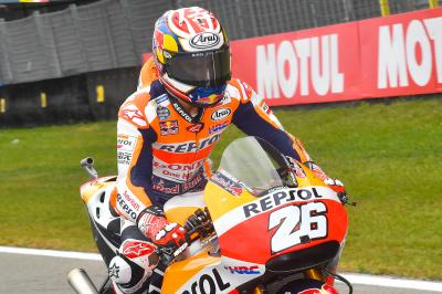 Pedrosa keeps target in sight as MotoGP™ hits midway point