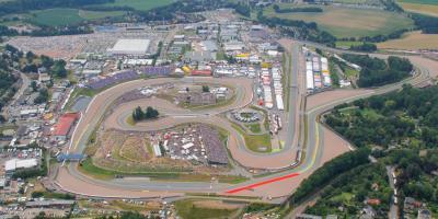 Michelin prêt pour le nouveau défi du Sachsenring