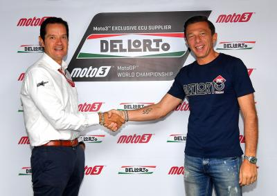 Dell'Orto Spa to supply Moto3™ ECUs for three more seasons