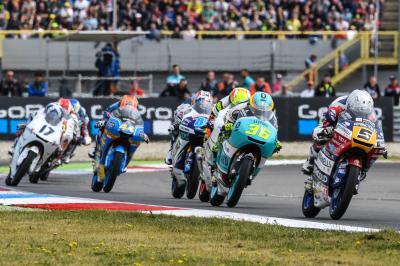 Per la Moto3™ si aprono le porte del Sachsenring