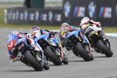 Il Sachsenring accoglie la Moto2™