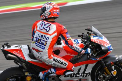 Dovizioso: 'I've never raced for each individual result'