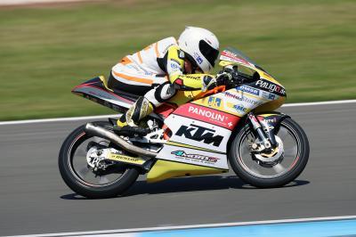 ADAC Northern Europe Cup meet for MotoGP™ at Sachsenring