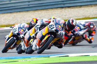 Sachsenring surprises are certain for Red Bull Rookies Cup