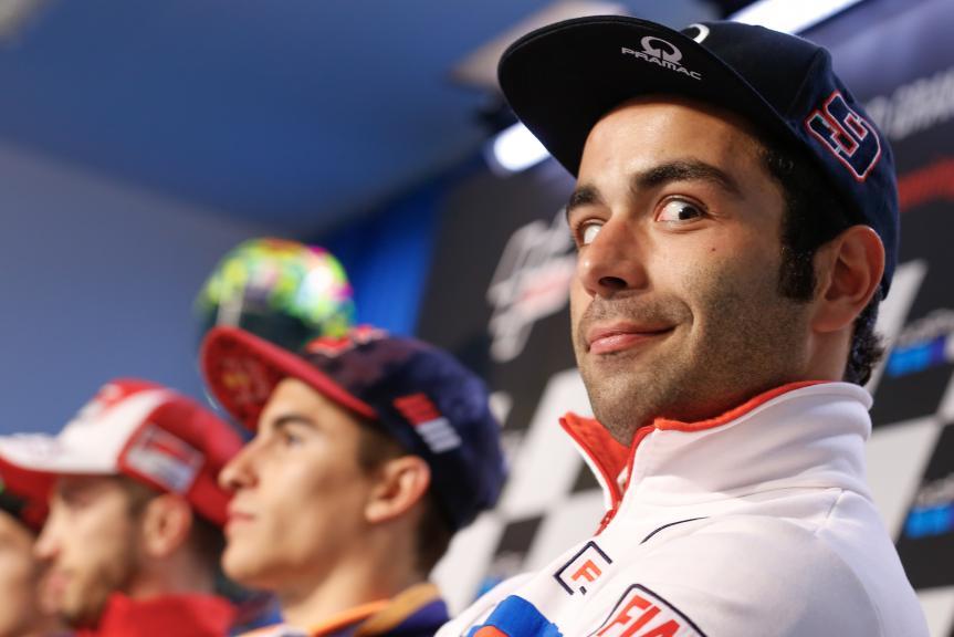 Danilo Petrucci, Octo Pramac Racing, GoPro Motorrad Grand Prix Deutschland